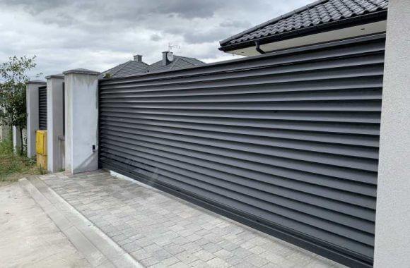 Producent ogrodzeń aluminiowych oraz bram przesuwanych na dowolny wymiar