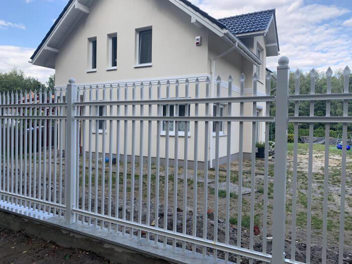 Producent ogrodzeń aluminiowych