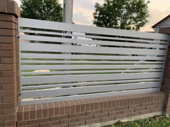 Ogrodzenia aluminiowe