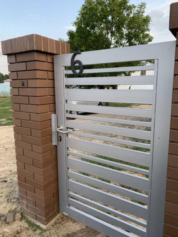 Ogrodzenie aluminiowe Płotex