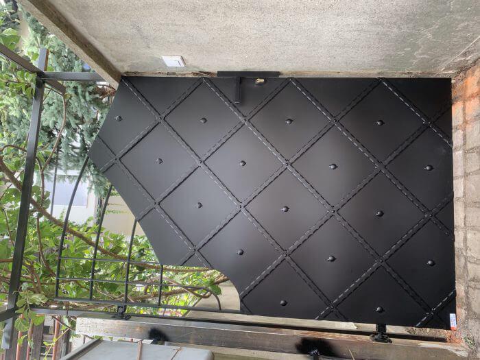 Ogrodzenie aluminiowe Plotex