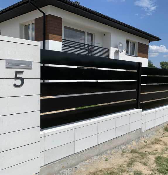 Producent nowoczesnych ogrodzeń palisadowych