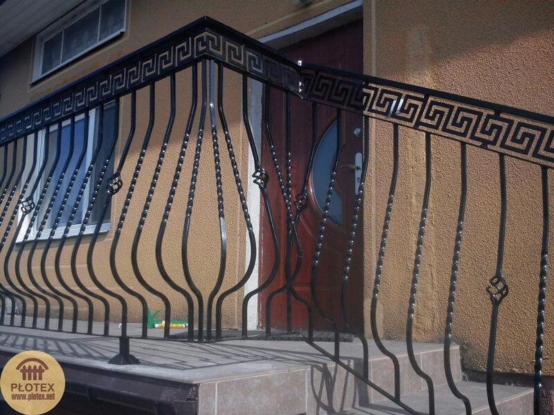 Balustrada balkonowa – jak zrobić, ile kosztuje - Płotex.net.pl