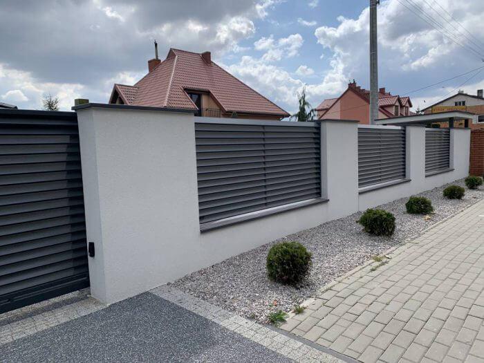 ogrodzenie żaluzjowe Marki koło Warszawy