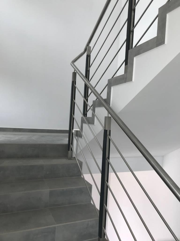 Balustrada na klatkę schodową - Rawa Mazowiecka