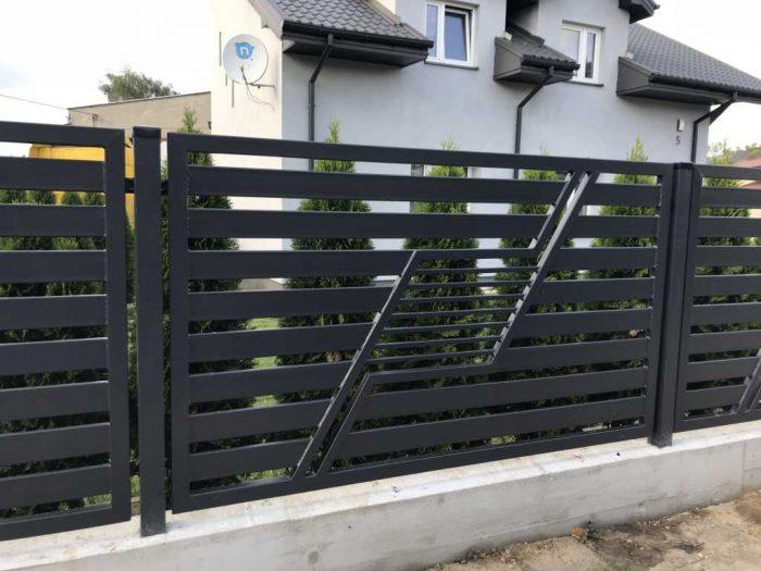 Producent ogrodzeń aluminiowych z Łodzi - Plotex.net.pl