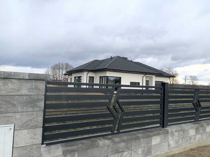 Producent ogrodzeń aluminiowych w Warszawie - Plotex.net.pl