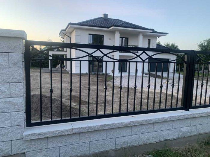 Producent ogrodzeń kutych w Częstochowie - Plotex.net.pl