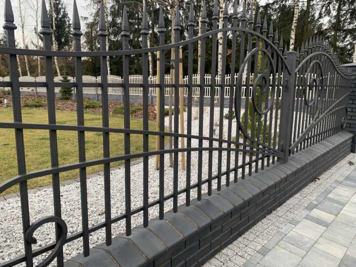 Producent ogrodzeń kutych w Opocznie - Plotex.net.pl