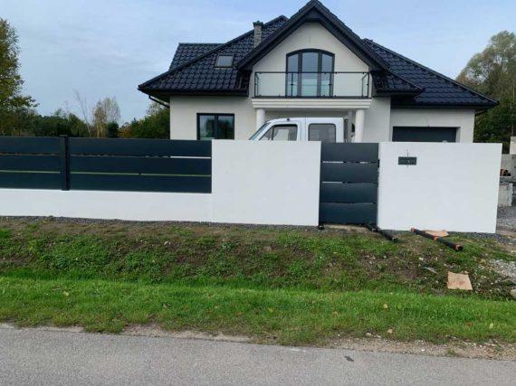 Producent ogrodzeń nowoczesnych z Piaseczna - Plotex.net.pl