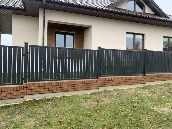 Producent nowoczesnych ogrodzeń palisadowych w Kielcach - Plotex.net.pl