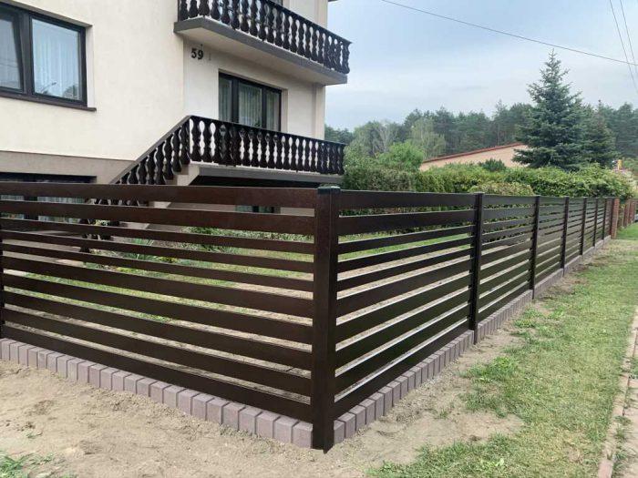 Producent ogrodzeń w Sandomierzu - Plotex.net.pl