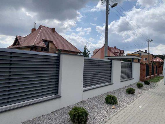 Producent ogrodzeń w Skierniewicach - Plotex.net.pl