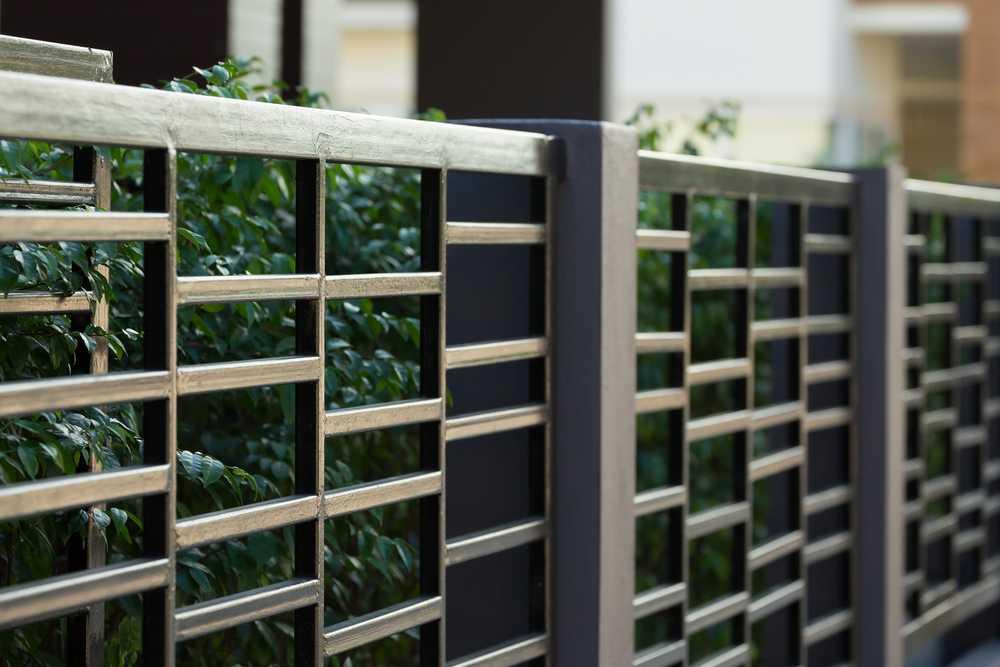 Nowoczesne ogrodzenie stalowe - Plotex.net.pl
